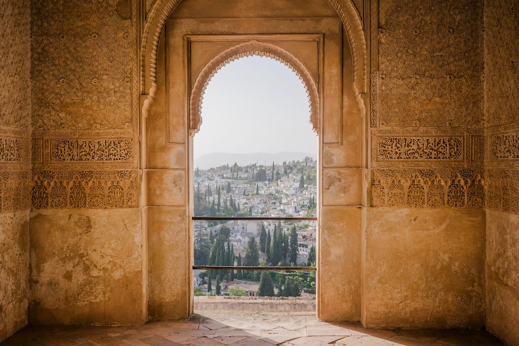 sacred doorway with view, what is psychedelic integration