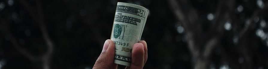 hand holding roll of money, how much do psychedelics cost, who uses psychedelics