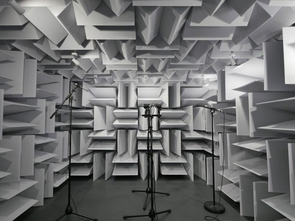anechoic chamber, how to enter psychedelic realm without drugs