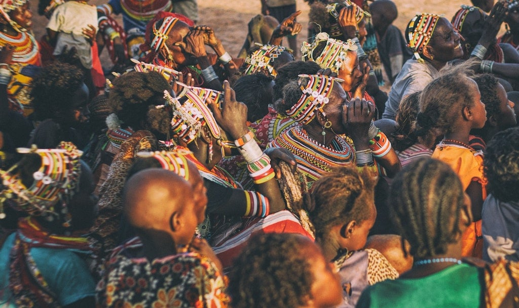 indigenous tribal gathering, relationship between humans and psychedelics