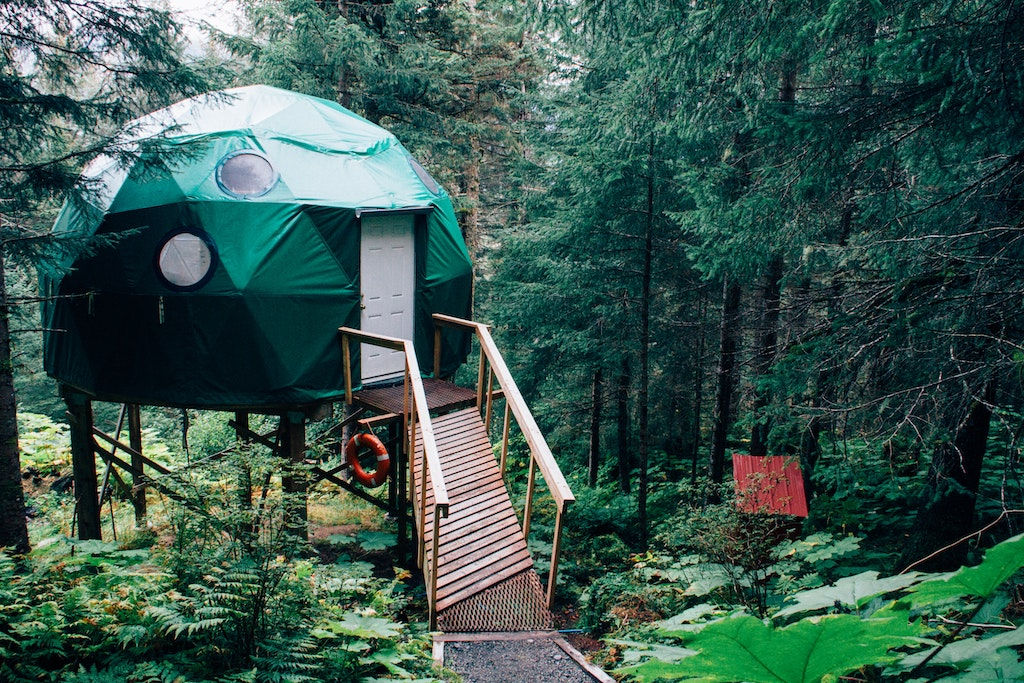 yurt retreat in forest, how to find psychedelic assisted therapy near me